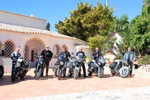 Motoradtour Mai 2015 Spanien
